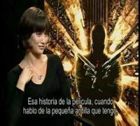 HITMAN - Entrevista Olga Kurylenko