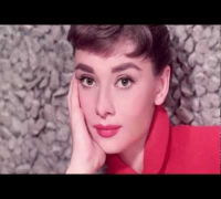 Hollywood legend Audrey Hepburn HD