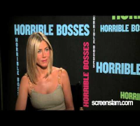Horrible Bosses: Jennifer Aniston Interview (07/08/2011)