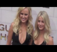 HOT BLONDES Malin Akerman & Julianne Hough on the Red Carpet