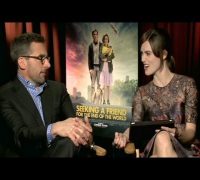 How do Steve Carell and Keira Knightley answer your questions?