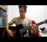 How To Play Sleeping With Sirens - James Dean & Audrey Hepburn - Acoustic