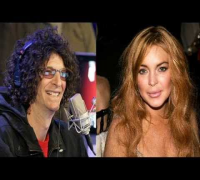 Howard Stern Show 'Howard Talks on Lindsay Lohan Rehab Schedule' (3-19-2013)