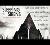 If I'm James Dean, You're Audrey Hepburn - Sleeping with Sirens - Traduzione.