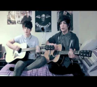 If I'm James Dean, You're Audrey Hepburn [SWS] - Acoustic Cover [TNR]