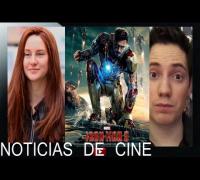 Imágenes de la nueva Mary Jane / Posters Iron Man 3 / Megan Fox en Tortugas Ninja