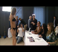Inside Victoria's Secret's Fashion Show Casting