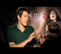Insidious Chapter 2 (2013) Exclusive: Jason Blum (HD) Patrick Wilson, Rose Byrne