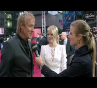 Interview Emma Stone & Rhys Ifans - Spider-Man Premiere Berlin