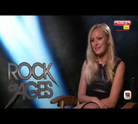 Interview: Malin Akerman - 'Rock of Ages'