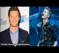 Interview Ryan Seacrest: Justin Bieber Talks Growing Up, Making Mistakes, and Being Bullied by Media