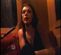 Interview with Milla Jovovich for her DVD Live in Austin Texas 1994