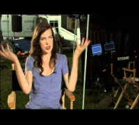 Interview with Milla Jovovich for Stone