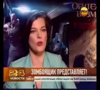 Interview with Milla Jovovich on Russian TV about Resident Evil Retribution