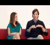 Interview with Natalie Portman and Ashton Kutcher for No Strings Attached