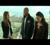 Interview with Vin Diesel and Michelle Rodriguez