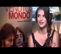 Intervista a Penelope Cruz