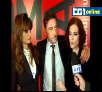 Intervista Sergio Castellitto, Penelope Cruz, Margaret Mazzantini