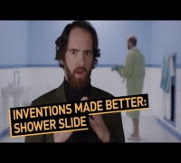 Inventions Made Better: Shower Slide
