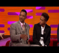 Jaden And Will Smith On The Graham Norton Show Full Interview HD (PART 2) (24-5-13).