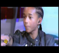 Jaden Smith rapea Never say never con Will Smith - El Hormiguero - 26/08/2010