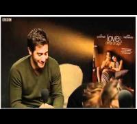 Jake Gyllenhaal & Anne Hathaway talk LAOD pt 2