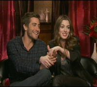 "Jake Gyllenhaal's ""Love"" for Anne Hathaway"