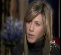 Jennifer Aniston Interview With Diane Sawyer  Part 3 -  Primetime