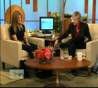 Jennifer Aniston On Ellen (2005.11.11)