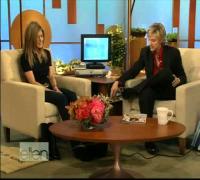 Jennifer Aniston On Ellen (2005.11.11)