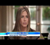 Jennifer Aniston  on Good Morning America (Feb.2012)
