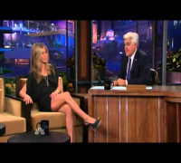 Jennifer Aniston on Jay Leno (2010.07.29)