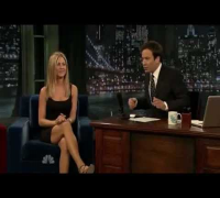 Jennifer Aniston on Jimmy Fallon (2011.02.10)