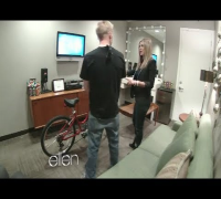 Jennifer Aniston's Hidden Camera Prank on The Ellen Degeneres Show