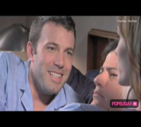 Jennifer Garner & Ben Affleck in Bed with Jimmy Kimmel