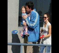 jennifer garner,ben affleck,violet anne