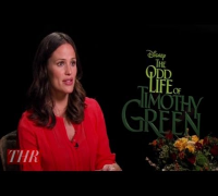 Jennifer Garner Compares 'The Odd Life of Timothy Green' to 'ET'