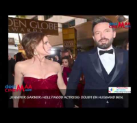 JENNIFER GARNER HOLLYWOOD ACTRESS  DOUBT ON HUSBAND BEN.