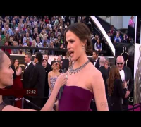 Jennifer Garner Interview - Oscars Red Carpet 2013