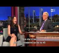 Jennifer Garner on David Letterman Full Interview