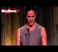 Jennifer Garner on Jessica Biel's tenacity at Variety's 4th Annual Power Of Women