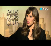 Jennifer Garner on why 'Dallas Buyers Club' was her fastest shoot ever