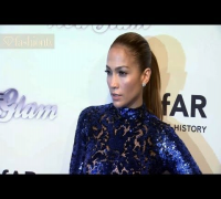 Jennifer Lopez, Uma Thurman at amfAR Gala 4th Inspiration Gala at Plaza Hotel in NY | FashionTV