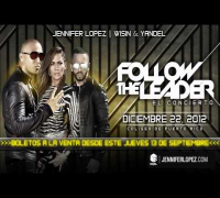 JenniferLopez.com - Historical Concert Event With Wisin Y Yandel