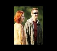 Jeremy Renner e Scarlett Johansson (Gavião Arqueiro e Viúva Negra)