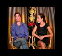 JERRY O'CONNELL & KELLY BROOK ANS PIRANHA 3D INTERVIEW