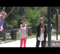 Jessica Alba And Daughter Honor Marie Warren Spend The Day At Coldwater Canyon Park 23rd May 2011 09 02