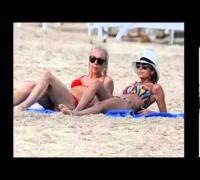 Jessica Alba And Nicole Richie Flaunt Bikini Bods In St. Barts