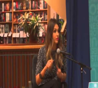 Jessica Alba Book Interview & Signing at BookPeople - Austin, Texas