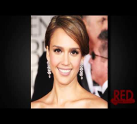 Jessica Alba Gorgeous in Gucci 2012 Golden Globes